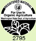 CannaSoil Organic Registered Material